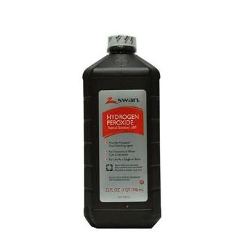 WALMART: 4-Pack Swan Hydrogen Peroxide, 3%, 32-Oz. For $3.69 + Store Pickup!