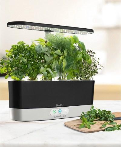 Macy's: Slim Countertop Garden & Gourmet Herbs Seed Kit $129.99 ($189.99)