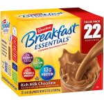 AMAZON: Carnation Breakfast Essentials Powder Drink Mix, Rich Milk Chocolate, Box of 22 Packets, JUST $6.92
