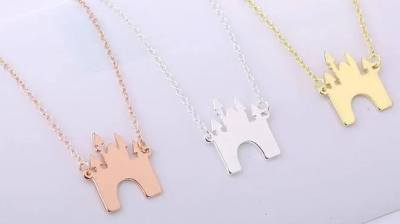 Jane: Children's Castle Necklace ONLY $3.99 + FREE Shipping (Reg $30)