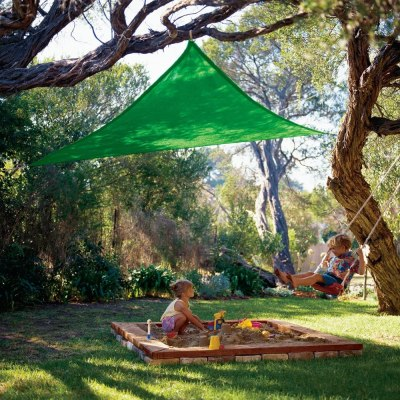 AMAZON: Coolaroo Triangle Shade Sail As Low As $17.59 (Reg. $36)