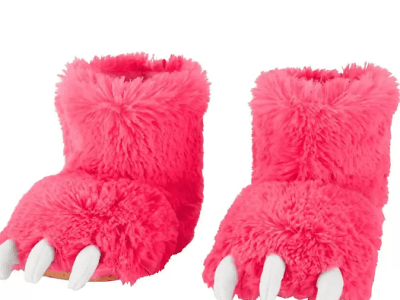 Carter's: Carter's Dinosaur Slippers $14 (Was $28)