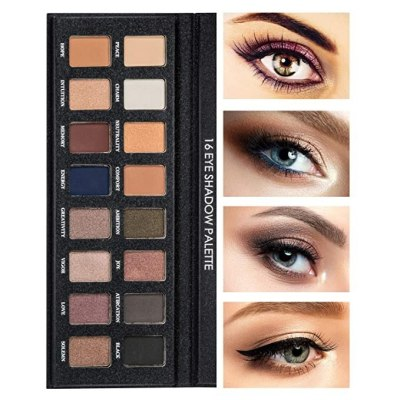 AMAZON: 6 Colors Highly Pigmented Professional Eyeshadow Palette For $3.99 + Free Prime Shipping!