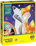 AMAZON: Creativity For Kids Fancy Fox Light Craft Kit For $10.77 (Was $20) + Free Prime Shipping.