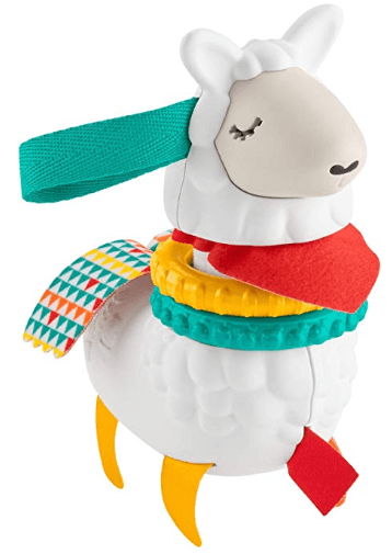 AMAZON: Fisher-Price Click Clack Llama ONLY $4.99