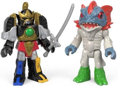 AMAZON: Fisher-Price Imaginext Power Rangers Thunder Megazord & Pirantishead Only $8.99 (Reg. $25)