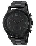 AMAZON: Fossil Q Men's Nate Stainless Steel Hybrid Smartwatch, JUST $99.00 (REG $175.00)