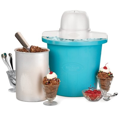 WALMART: Nostalgia Ice Cream Maker ONLY $19 (Regularly $30)