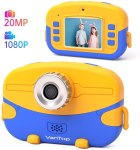 AMAZON: Junior K6 Kids Camera w/ 32GB Memory Card, Supports 20.0MP Photo, 1080P HD Digital $15 ($30)