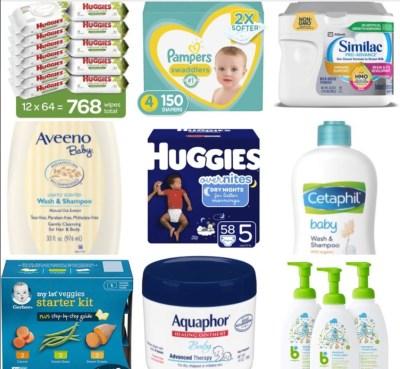 AMAZON: Kids Essentials, $20 when you spend $100