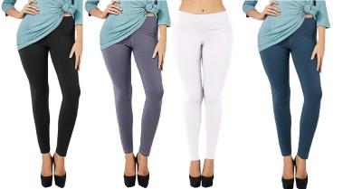 AMAZON: LARACE High Waisted Leggings for Women Full Length Soft Athletic Tummy Control $8.1 ($18)