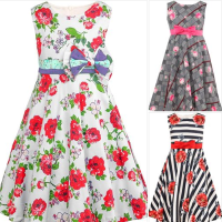 Amazon : Little Girl Fashion Dress Just $8 W/Code (Reg : $19.99)