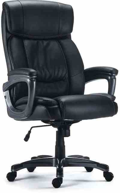 Staples: Lockland Bonded Leather Big & Tall Managers Chair For $199.99 (Was $250)