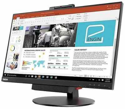 Staples: Lenovo ThinkCentre Tiny-In-One 23.8″ LED Monitor For $199.99 (Was $230)
