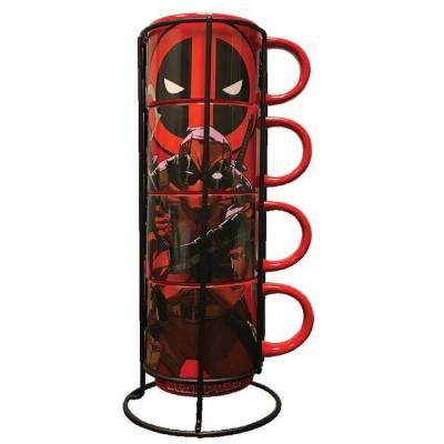 GAMESTOP: Deadpool Mug Gift Set $10.00 (Reg $19.99)