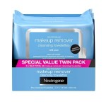AMAZON: Neutrogena Makeup Remover Cleansing Towelettes, Daily Cleansing Face Wipes $7.47 ($12)