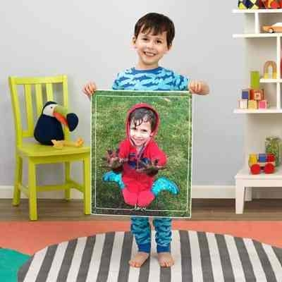 "WALGREENS: 11""x14"" Custom Photo Poster $1.99 (Reg $10.99) WITH CODE BIGSMILES"