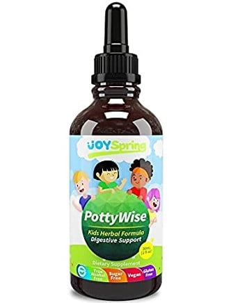Woot : PottyWise Liquid Stool Softener for Kids For Only $13.39