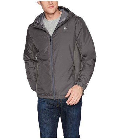 AMAZON: Starter Men's Insulated Breathable Jacket, AS LOW AS $5.88