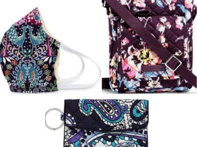 Vera Bradley: Semi-Annual Sale – 50% Off All Sale Styles + FREE Shipping On ALL Online Orders!