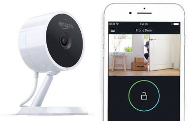 WOOT: Amazon Cloud Cam (Key Edition) Indoor Security Camera ONLY $29.99 (Reg $120)