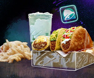 Taco Bell: FREE $5 Chalupa Cravings Box (June 30th)