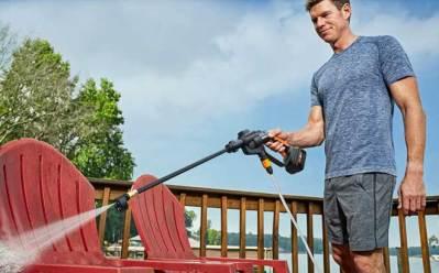 SAM'S CLUB: Worx HydroShot Portable Power Cleaner JUST $99 (Regularly $170)