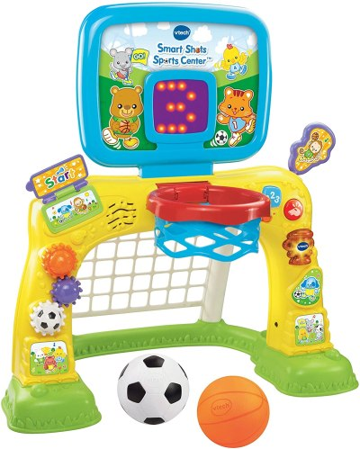 AMAZON: VTech Smart Shots Sports Center (Frustration Free Packaging) – PRICE DROP!