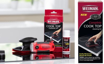 Best Buy: Weiman Complete Cooktop Cleaning MultiKit ONLY $4.99 (Regularly $10)
