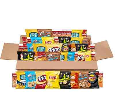Amazon: Frito-Lay Sweet & Salty Snacks Variety Box, Mix of Cookies, Just $18.99 via Sub&Save!