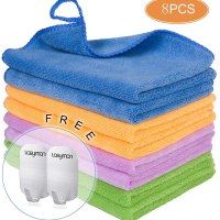 Amazon : 8PCS Cleaning Rags  Just $4.49 W/Code (Reg : $12.99)