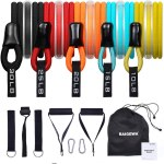 Amazon: 11 Pack Resistance Bands Set, Just $48.90
