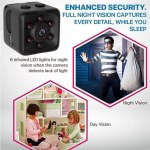 Amazon: Black HD Photograph Night Vision Sports Camera, Just $8.38 ( Reg. Price $41.9 )