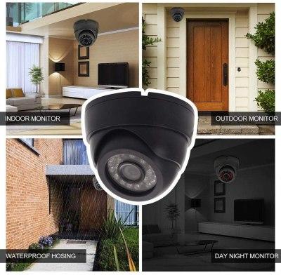 Amazon:Home Outdoor Security Surveillance Camera, Just $15.54 ( Reg. Price $77.7 )