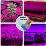 Amazon: LED Grow Light Strips for Indoor Plants, Just 18.99 ( Reg. Price 37.99 )
