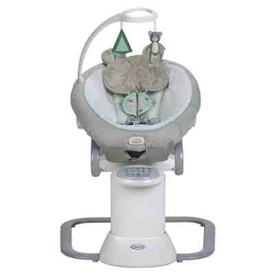 Amazon: Graco EveryWay Soother Baby Swing – Price Drop!