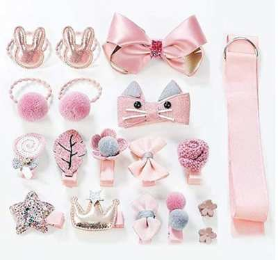 Amazon: Baby Girl's Hair Clips, Just $6.99 (Reg $13.99) after code!