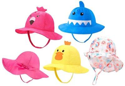 Amazon: Baby Toddlers Summer Outdoor Bucket Hat for $4.40 (Reg. Price $10.99)