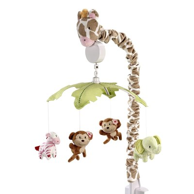 Amazon: Carter's Jungle Collection Musical Mobile Only $30.59 (Reg. $54)