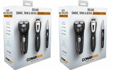 Best Buy: ConairMan Deluxe Grooming System for JUST $29 (Reg $50)