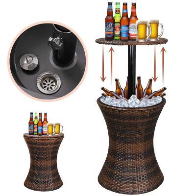 Walmart: Cool Bar Patio Beverage Cooler Table, Just $69.75 (Reg $116.25)