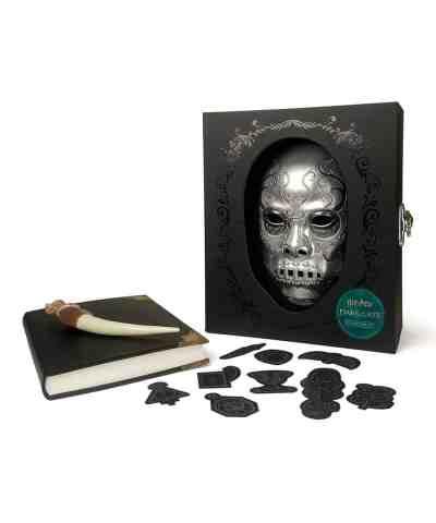 Zulily: Harry Potter Dark Arts Collectible Set Only $22.99 (Reg $40)