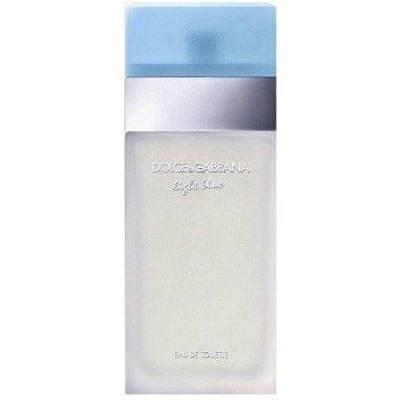 Walmart: Dolce & Gabbana Light Blue Eau De Toilette Spray, Perfume for Women, 3.3 Oz $46.00 (Reg $102.00)