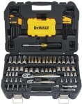 Amazon: Dewalt 108 Piece Tools Kit Only $70.40 (Reg. $142)