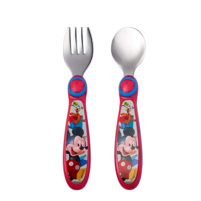 Amazon: The First Years Disney Stainless Steel Flatware Sets As Low As $2.48 (Reg. $8.99)