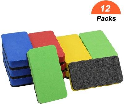 Amazon: Dry Erase Erasers,12 Packs Dry Whiteboard Eraser, Just $5.52 (Reg $11.99)