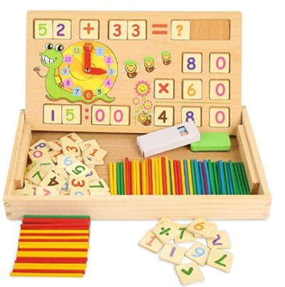 Amazon: Educational Counting Toys Math Number for $13.23 (Reg. Price $29.99)Amazon: Educational Counting Toys Math Number for $13.23 (Reg. Price $29.99)