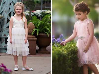 Zulily: Enchanting Holiday Dresses for Girls Up to 75% Off!