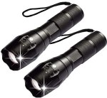 Amazon: 2 Pack BEACON LED Tactical Flashlight For ONLY $6.99