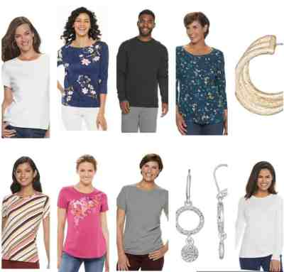 Kohl's: Men and Women's Clothings are on Sale + code!